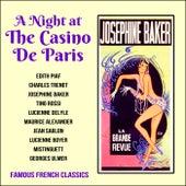 A Night at the Casino De Paris : Famous French Classics von Various Artists
