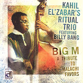 Big M: A Tribute To Malachi Favors by Kahil El'Zabar