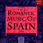 The Romantic Music of Spain by Janos Starker
