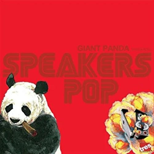 Speakers Pop by Giant Panda