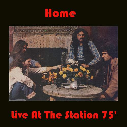 Live at the Station 75 (feat. Glyn Mason) [Live] by Home