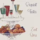 Exquisit Tastes by Zoot Sims