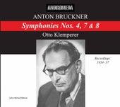 Bruckner: Symphonies Nos. 4, 7 & 8 by Various Artists