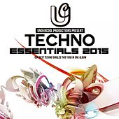 Undercool Techno Essentials 2015 - EP by Various Artists