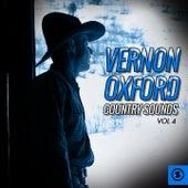 Vernon Oxford Country Sounds, Vol. 4 by Vernon Oxford