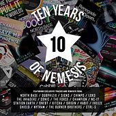 10 Years of Nemesis - EP by Various Artists