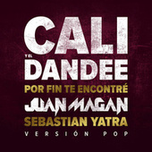 Por Fin Te Encontré (Versión Pop) de Cali Y El Dandee