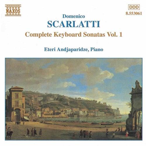Complete Keyboard Sonatas Vol. 1 by Domenico Scarlatti