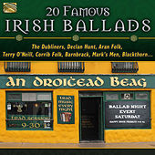 20 Famous Irish Ballads by Various Artists