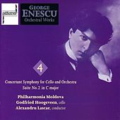 George Enescu: Orchestral Works, Volume 4 de Various Artists
