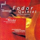 Janáček - Reicha - Foerster de Various Artists