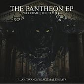 Welcome to the Temple: The Pantheon - EP von Blak Twang