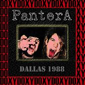 The Basement, Dallas, December 20th, 1988 (Doxy Collection, Remastered, Live on Fm Broadcasting) de Pantera