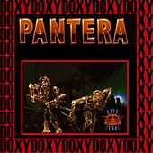 Live in USA, 1992, 1993 (Doxy Collection, Remastered, Live on Fm Broadcasting) by Pantera