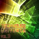 Tech House Universe, Vol. 3 - EP by Various Artists