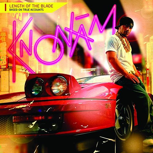 Length of the Blade by Knonam