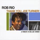 Thank You, Joe Turner! by Rob Rio