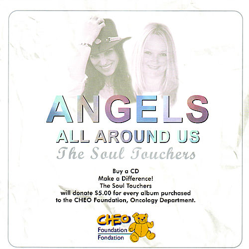 Angels All Around Us by The Soul Touchers