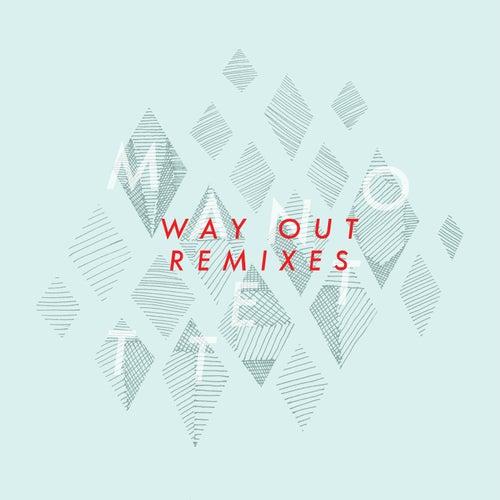 Way Out - Remixes EP von Manotett