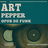 Opus de Funk by Art Pepper