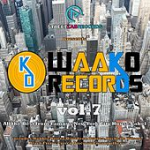 Streetlab Presents The Best of Waako Records, Vol. 7 - EP by Various Artists