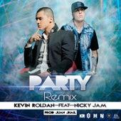 Party (Remix) de Kevin Roldan