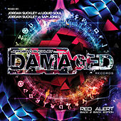 Damaged Red Alert de Various Artists