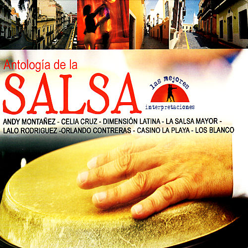 Antología de la Salsa by Various Artists