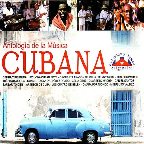 Antología de la Música Cubana by Various Artists