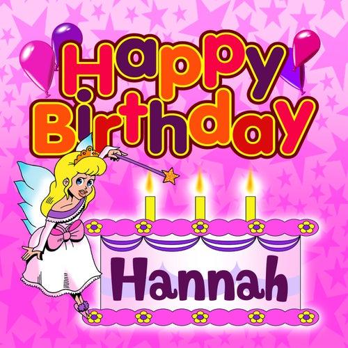 Happy Birthday Hannah by The Birthday Bunch