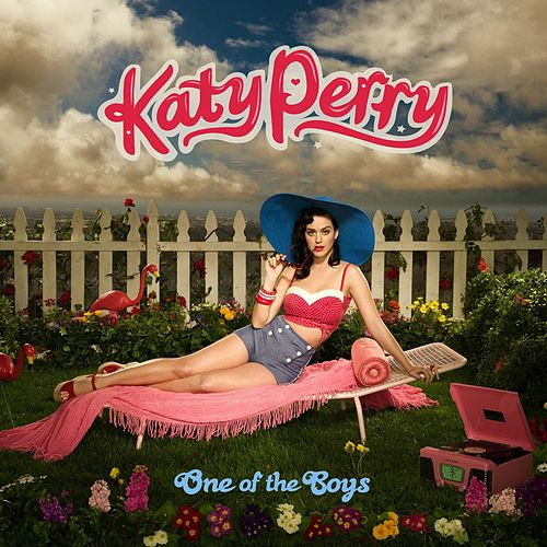 One Of The Boys by Katy Perry