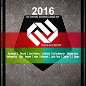 Nu Venture Records Anthology: Drum & Bass Edition - EP von Various Artists