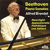 Beethoven Piano Sonatas by Alfred Brendel