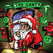 Sad Santa by Nathan Peebles