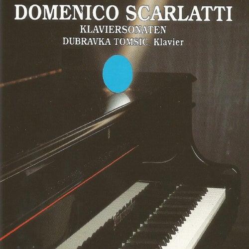 Domenico Scarlatti by Dubravka Tomsic