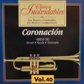 Clásicos Inolvidables Vol. 40, Coronación by Various Artists