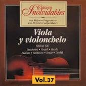 Clásicos Inolvidables Vol. 37, Viola y Violoncelo by Various Artists