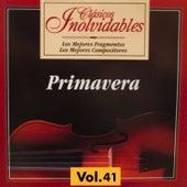 Clásicos Inolvidables Vol. 41, Primavera by Various Artists