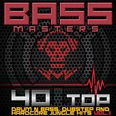 Bass Masters - 40 Top Drum & Bass, Dubstep and Hardcore Jungle Hits V1 de Various Artists