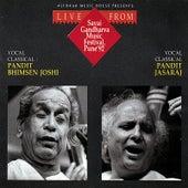 Live At Savai Gandharva Festival 1992 by Bhimsen Joshi