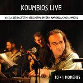 Koumbios Live! 10 + 1 Moments by Michalis Koumbios (Μιχάλης Κουμπιός)