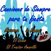 Canciones de Siempre para Tu Fiesta, Vol.1 di Various Artists