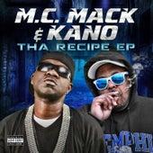 Tha Recipe - EP by M.C. Mack