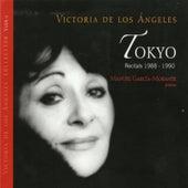 Victoria de los Ángeles   Tokyo - Recitals 1988-1990 de Victoria de los Ángeles - Manuel García Morante