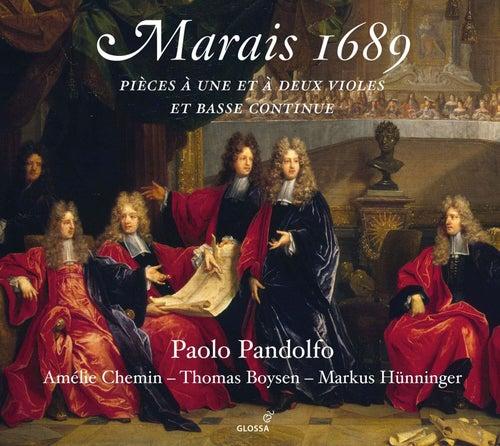 Marais 1689 by Paolo Pandolfo