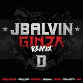 Ginza by J Balvin