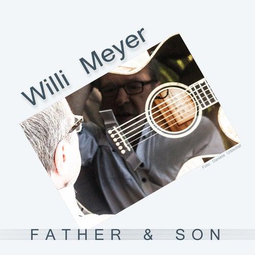 Father & Son de Willi Meyer