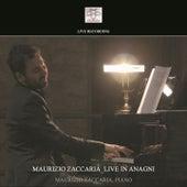 Maurizio Zaccaria (Live Recording) de Maurizio Zaccaria