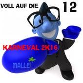 Voll auf die 12 (Karneval 2K16) by Various Artists