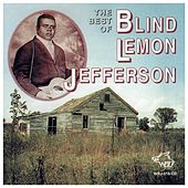 The Best Of Blind Lemon Jefferson de Blind Lemon Jefferson